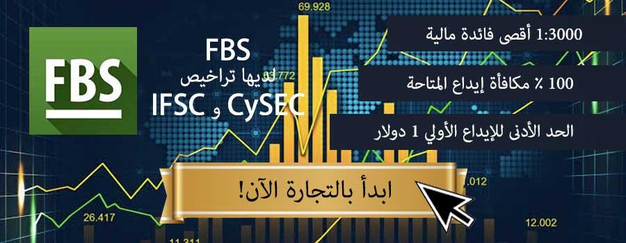 FBS Marketsالفوركس