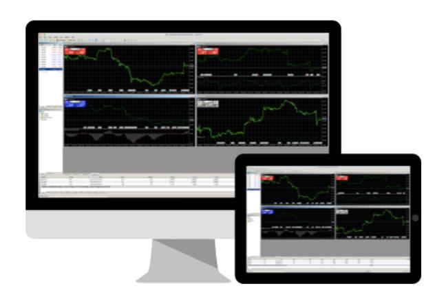 منصة MetaTrader 5 لتداول العقود مقابل الفروقات وتداول العملات الأجنبية